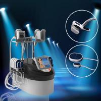 China RF Cavitation Lipo Laser Machines , Portable Zerona Lipo Laser Machine for sale