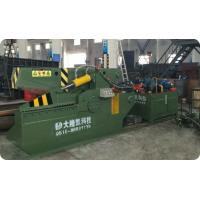 Quality Hydraulic Alligator Shear With customized Force , Blade Length 600 mm for sale