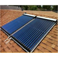 China solar collector for solar hot water heating on sale