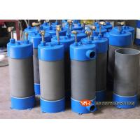Buy cheap Compact Water Cooler titanium heat exchangers 5HP Quick Joint Connector from wholesalers