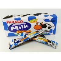 Quality Parago milk flavor chewing milk candy deep milk flavor healthy and sweet for sale
