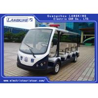 China Multiple - Function 8 Person Electric Patrol Car For University Model Y083A on sale