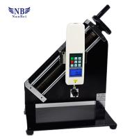 Quality 500N 90 Degree Manual Peel off Force Test Stand,Peel Strength Testing Machine for sale
