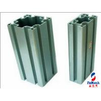 Quality Customized Structural Aluminum Profiles For Cars / Trains Machinery Elegant Appearance for sale