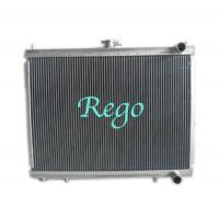 Quality High Performance Aluminum Car Radiators for 99-01 NISSAN SKYLINE GT-R R34 MT for sale