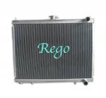 Quality High Performance Aluminum Car Radiators for 99-01 NISSAN SKYLINE GT-R R34 MT for sale