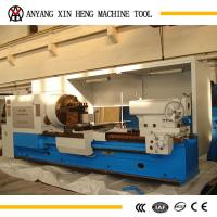 Quality Swing over bed 800 large bore pipe threading cnc lathe for oil industry(QK1219) for sale