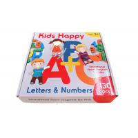 China Magnetic Sign Board Letters, Educational Foam Magnets for Kids with Math Symbols on sale