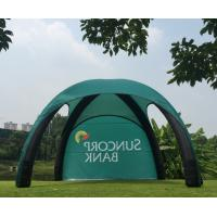 Zipper Tarpaulin Inflatable Advertising Tent 0.3mm TPU Structure Pvc Storage Bag Outside for sale