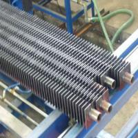 Quality Carbon Steel Boiler Spare Parts Economizer H Fin Tube , Double H / HH Fin Pipe for sale