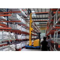 Buy Warehouse Steel Singlel Side Cantilever Storage Racks For Distribution Center at wholesale prices