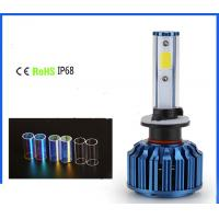 Quality auto parts,C6 led hot Super white LED headlight H4 9004 H1 H3 9005 9006 881 H7 headlight bulb for sale