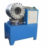 Quality Hydraulic Hose Crimping Machine Makes Hose Assemblies Easily for sale