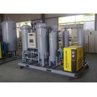 Quality Chemical PSA Oxygen Generator , 400V Industrial Oxygen Nitrogen Plant 100 M³/H for sale