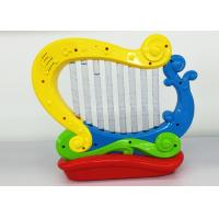 Quality Creative Lovely Harp Kids Music Toys for baby childhood accompanyment for sale