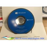 Buy cheap Win 10 Home Product Key OEM Full Version 64bit 100% Windows 10 Original Product from wholesalers