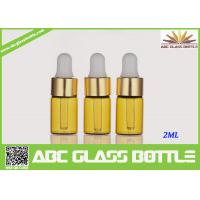 Buy Factory Sale 2ml Amber Tubular Glass Vial Oil Use at wholesale prices