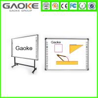 Quality Newest Automatic Calibration Short Throw Portable USB Interactive Whiteboard for sale