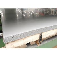 China 201 304 Cold Rolled Stainless Steel Plate Mirror Polished For Medical Equipment on sale