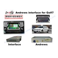 Quality VW GOLF7 MIB2 Vehicle Android Auto Interface With Full Touch DVD for sale
