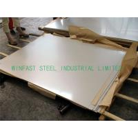 POSCO Cold Rolled 439 Stainless Steel Strips / Sheets 0.6 - 3.0mm 2B Finish For Water Tank
