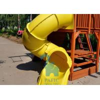 Buy Twist Type Children's Swing Set With Slide For Outdoor Backyard at wholesale prices