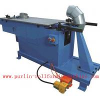 Quality CE Stone Coated Roof Tile Machine For Square Rectangle Downspout / Down Pipe for sale