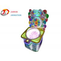 China Lollipops Outdoor Vending Machines / Bulk Candy Machines With 50W Power on sale