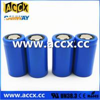 Quality ICR18350HP 700mAh 3.7V  Electronic cigarette batteries 20C discharge for sale