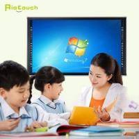 Quality 75 Inch China 10 points touching All in on Pc monitor for education for sale
