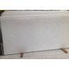 Pearl White Polished Granite Floor Tiles , Popular Granite Worktop Tiles for sale