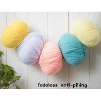 Quality Wholesale crochet yarn cotton /acrylic yarn for hand knitting yarn for sale