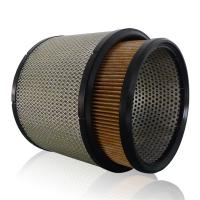 Quality AAF Noil Inlet / Outlet Large 20 Micron Filter Cartridge , Any Size Pleated Media Filter for sale