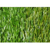 Buy UV Resistant Hard Wearing Artificial Grass Football Field 50mm PE Stem Fireproof at wholesale prices