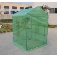 Quality 210*143*195 Cm Walk In Greenhouse / Garden Plant Grow Tunnel Customized 200pcs Customized 17 KGS for sale