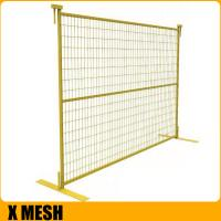 Buy cheap Hot Dipped Galvanized Temporary Fencing Panels from wholesalers