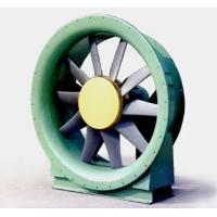 Quality T4 / T5 Industrial Aluminum Extrusion Profile , Electrophoretic Coated Industrial Fan Blade for sale