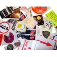 Quality Strong Sealing Strength Security Sticker Labels Non Leakage Eco Friendly for sale