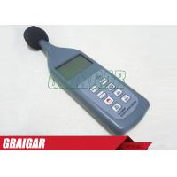 Quality Sound Noise Level Meter Gauge Environmental Testing Equipment SL5868P Self-Calibration Type for sale