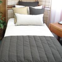 Quality Five Star Hotel Luxury Bed Scarf for sale