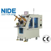 Quality Generator motor automatic stator coil inserting machine Single working station for sale