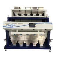 Quality rice color sorter, god at sorting milky, discolor and yellow rices,color sorting machine for sale