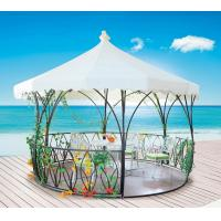 Quality China outdoor gazebo garden tent metal pavilion garden Pavilion 1116 for sale