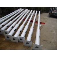 Quality 5- 20 m street lighting pole made in China for sale