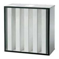 Quality Washable 595 x 595 x 292mm H13 Aluminum high efficiency home mini pleat hepa filter for air purifier for sale