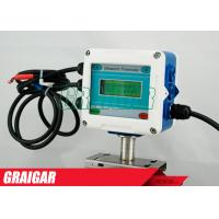 Quality Integrated Ultrasonic Flow meter TUF-2000F with Temperature Transducer Heat / Energy Measurement for sale
