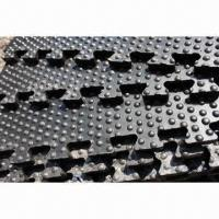 Quality Stable mat, stall mat, interlocking pattern for sale