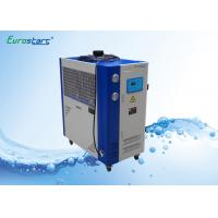 Quality Low Noise Fully Automatic Commercial Water Chiller Small Chiller Units 3Hp - 45Hp for sale