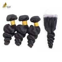 Quality Free Tangle Malaysian Hair Weave for sale