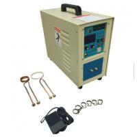 Diamond Saw Blade Induction Heater Brazing Machine 25KW High Frequency 200-1200A for sale